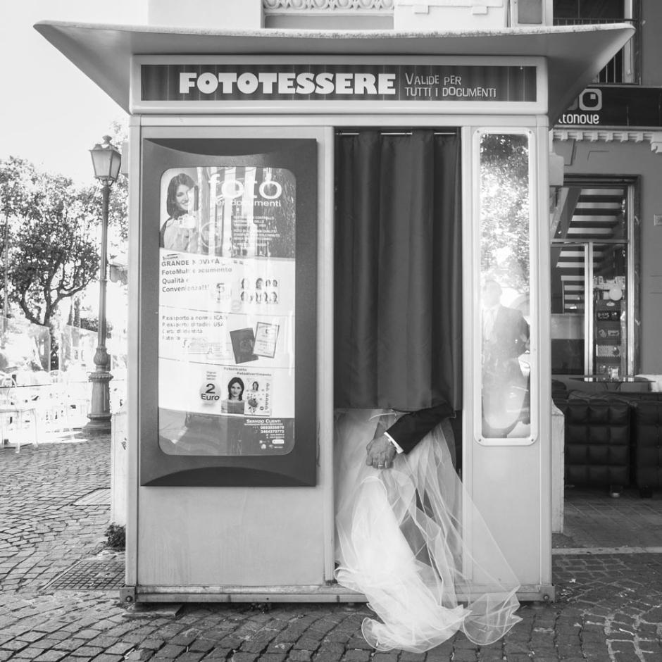 Scegliere il fotografo per il matrimonio o per il ritratto di famiglia.
