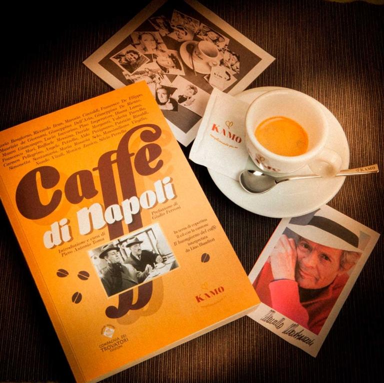 Cafè do brasil. L'ultimo caffè con Marcello Mastroianni